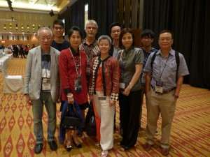 Our members at Toastmasters International Conference