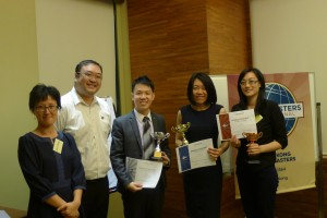 Evaluation Speech Contest #1