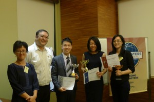 Evaluation Speech Contest #2