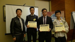 CC1 accomplished by Anthony Mok and Marco Tsang. CC3 by Calvin Lee