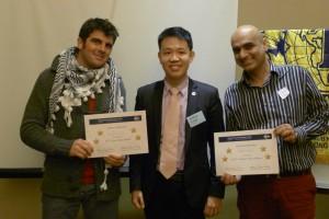 CC5 and CC10 Recognition for Luigi & Yogesh of Victoria