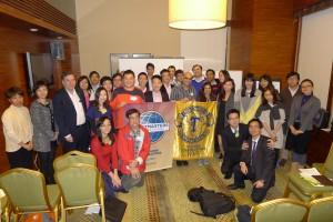Hong Kong x Victoria Toastmasters Club Joint Meeting