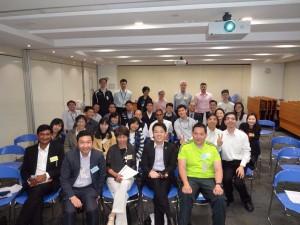 Hong Kong Toastmasters Club at CLP