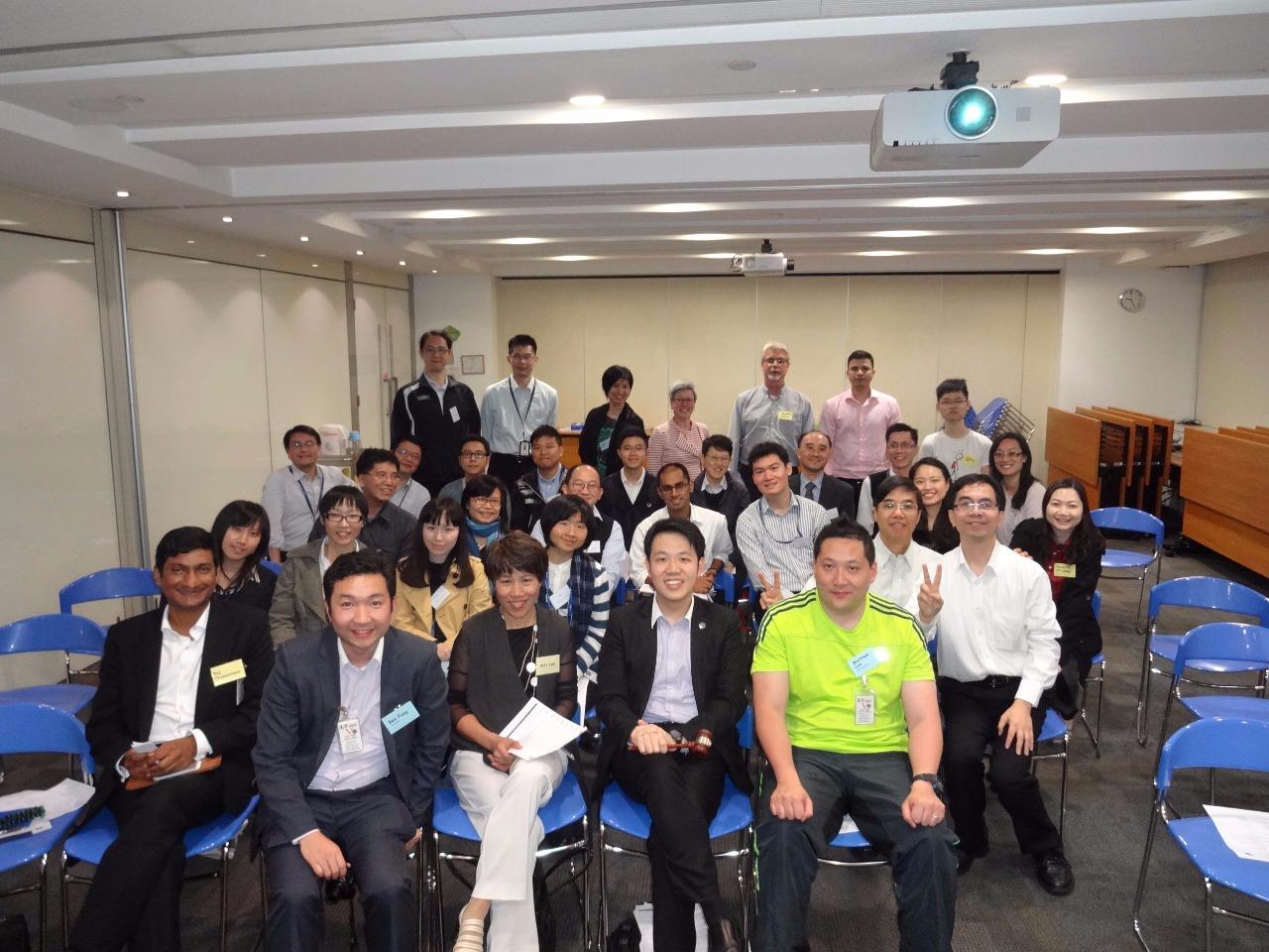 Area G1 Table Topic & International Speech Contest.