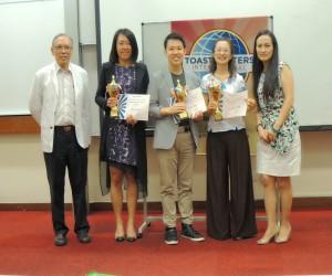 Evaluation Contest Winners