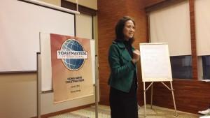 Table Topic Evaluator - Lisa