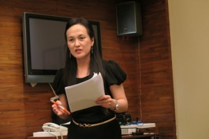 General Evaluator Helen Cheung