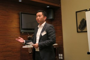 Ben Fung, Closing Remark